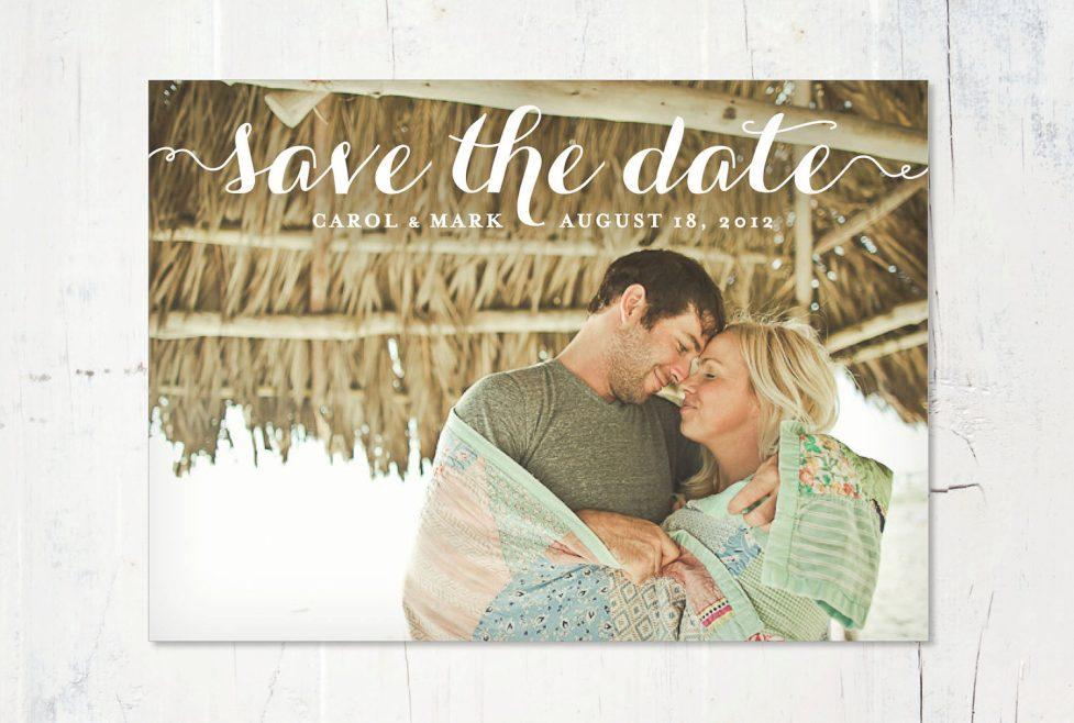 """Qu'est-ce qu'un """"Save The Date"""" ?"""