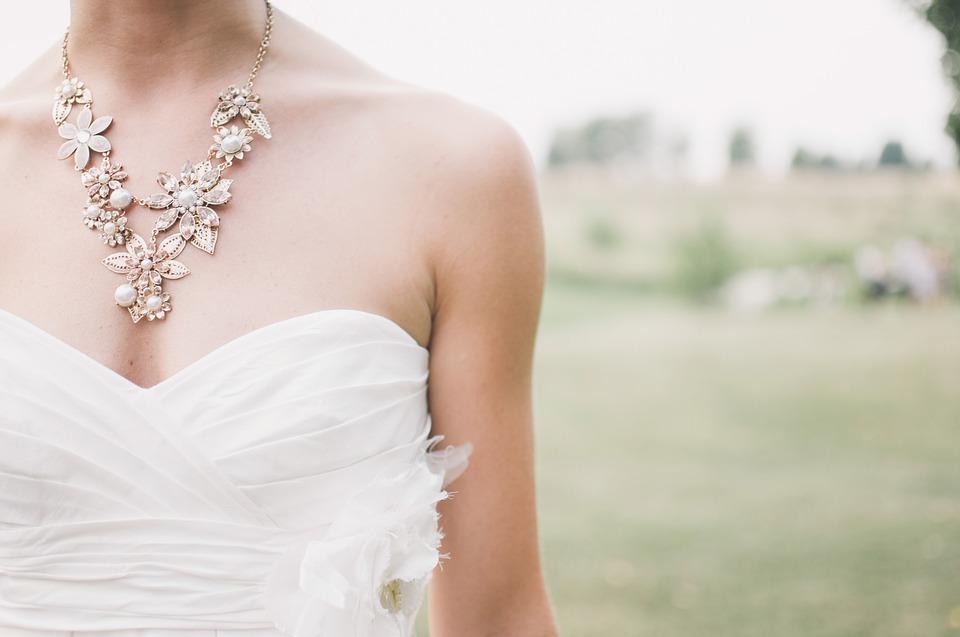 Bien choisir vos bijoux de mariage pour sublimer votre Weeding dress
