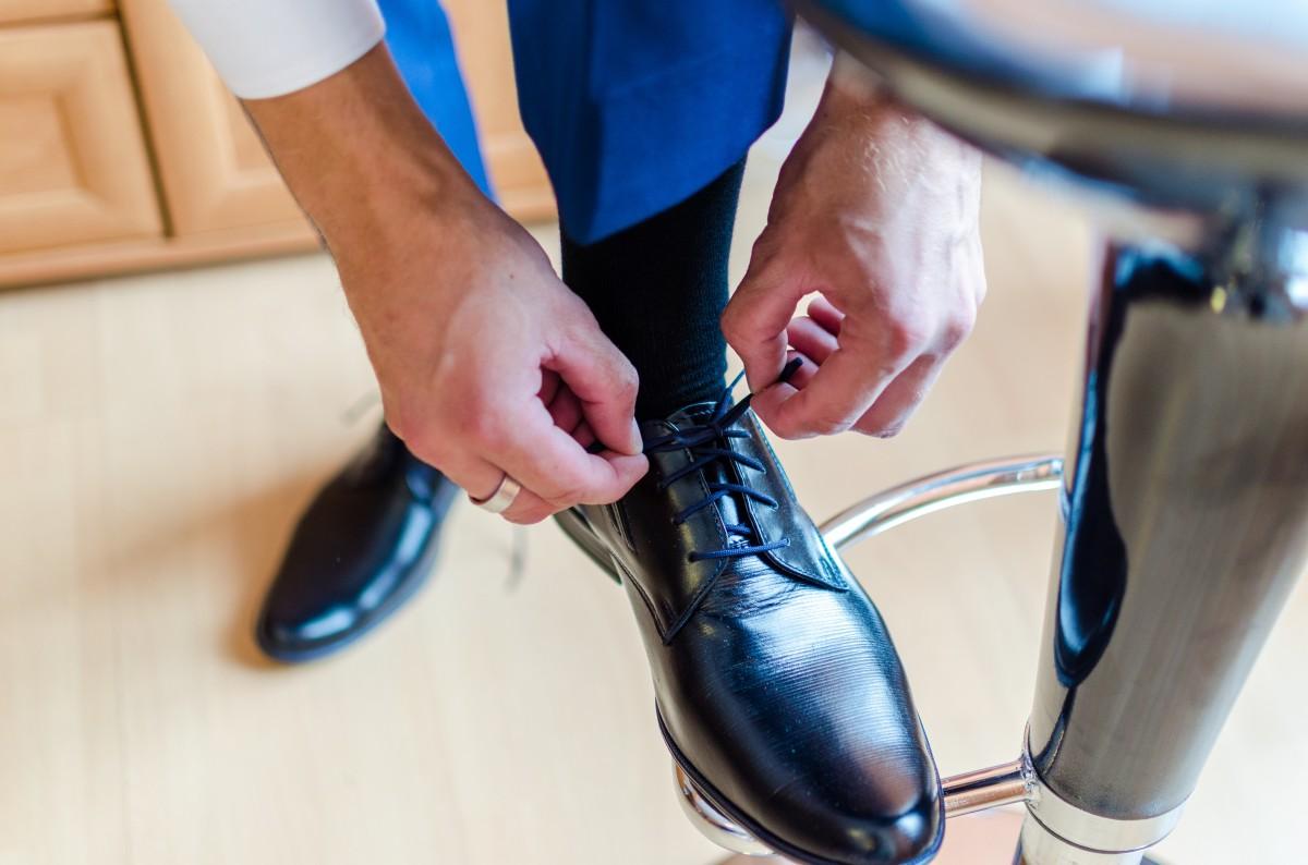 5 modèles de chaussures appropriées à différents looks de marié