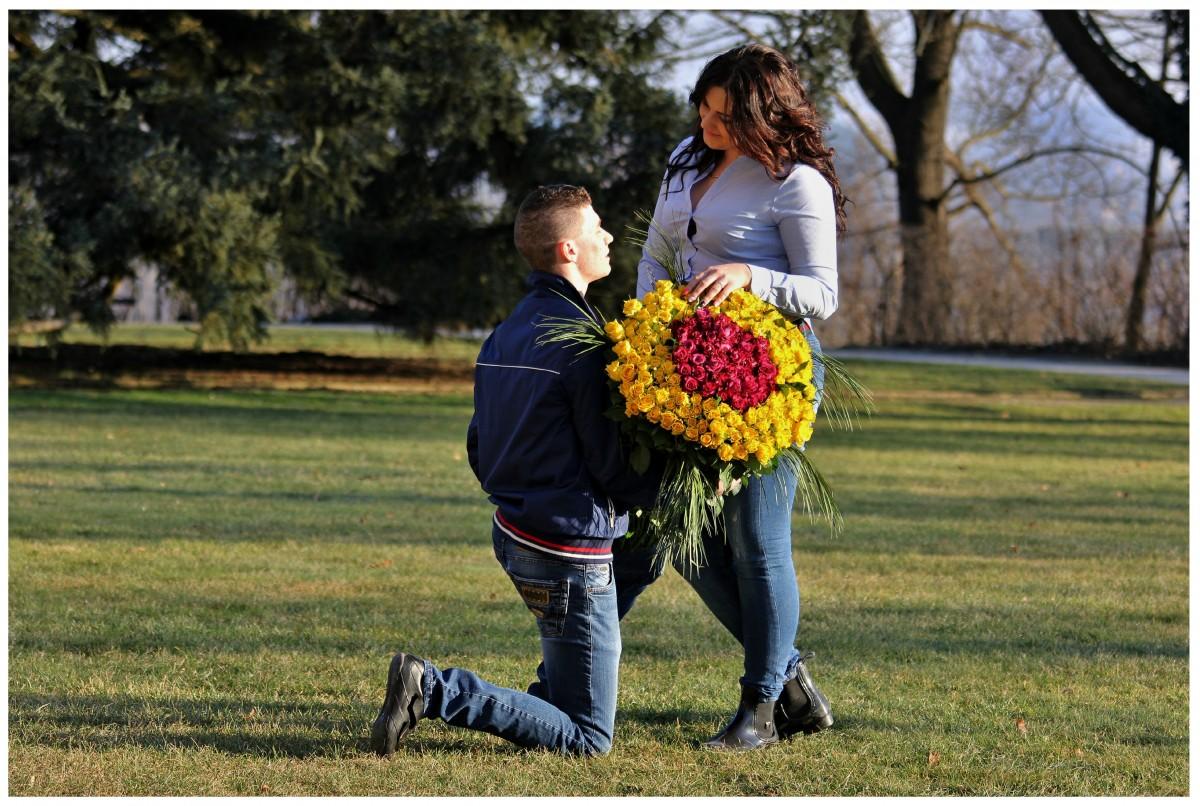 Quelques lieux romantiques pour une demande en mariage