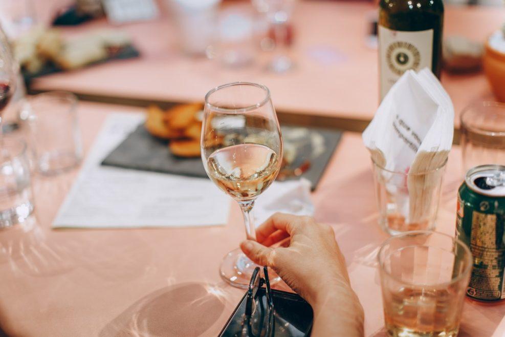 Quelques idées pour clôturer le vin d'honneur en beauté