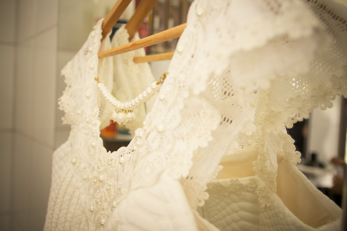 La robe de mariée adaptée à ma morphologie