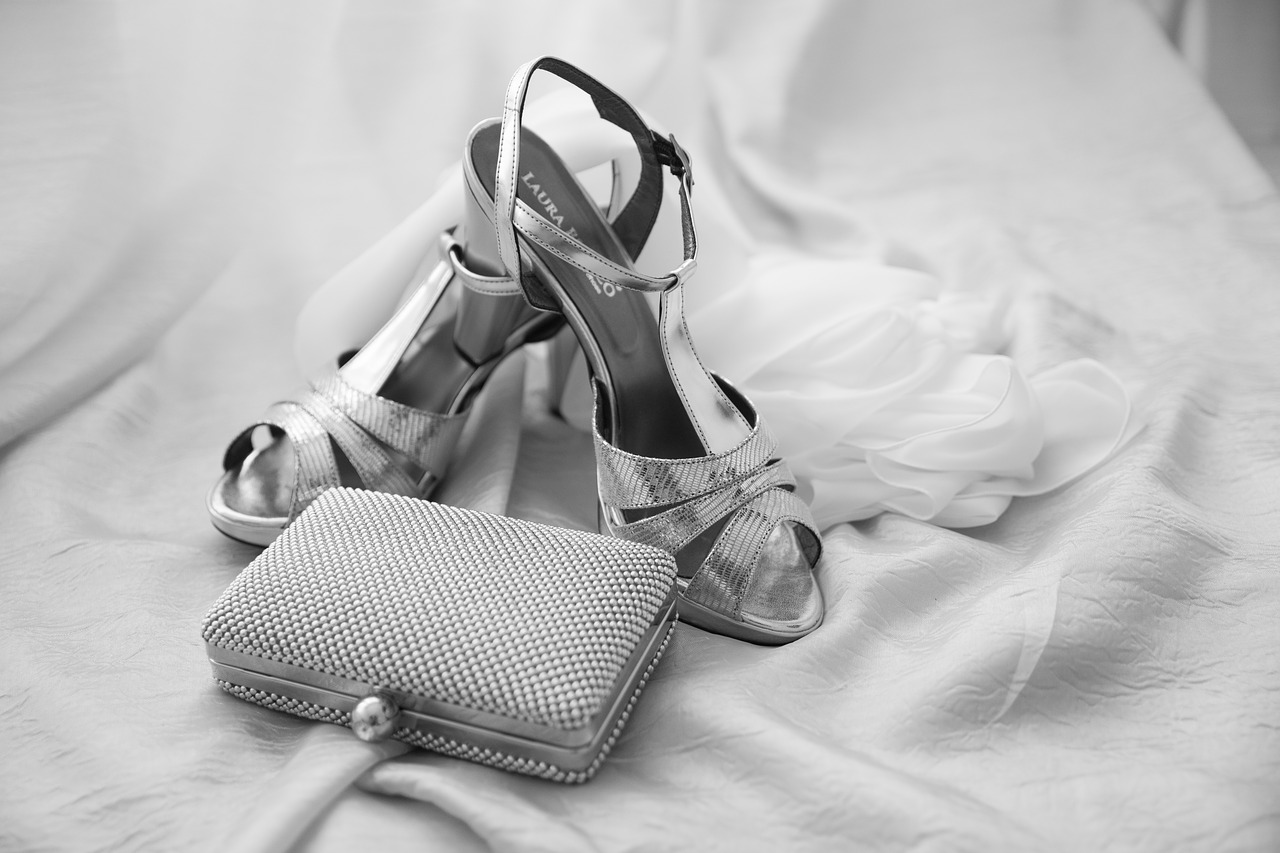 Quels accessoires pour la tenue de la mariée?