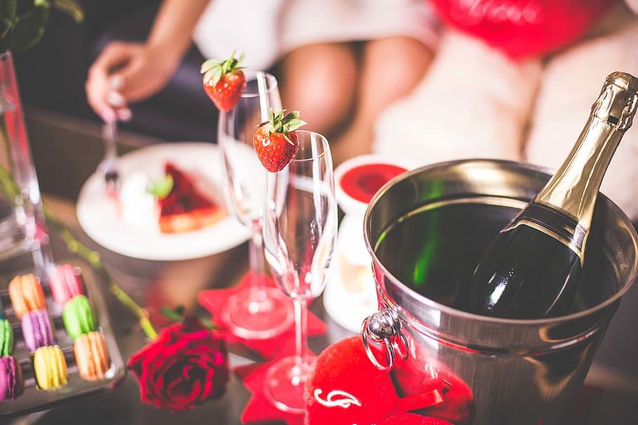 Jeunes mariés: quelques idées pour célébrer sa 1ère Saint-Valentin