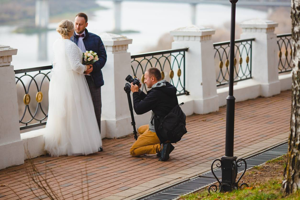 Photographe de mariage, comment avoir de belles photos