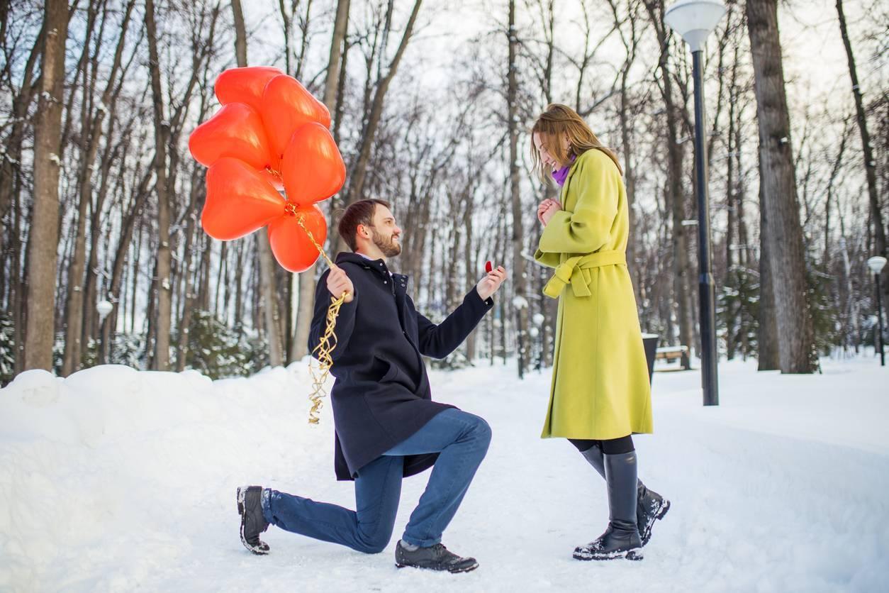 Trouver une idée originale pour faire votre demande en mariage